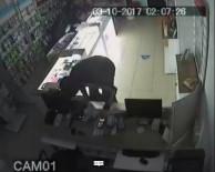 ELEKTRONİK EŞYA - 30 Saniyede 50 Bin Liralık Hırsızlık