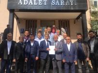 BISMILLAH - AK Parti Bilecik Merkez İlçe Başkanı Öztürk Mazbatasını Aldı