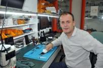 AKILLI TELEFON - Akıllı Telefon Tamircisi Ünal, Türk Malı Telefon Üretilmeli