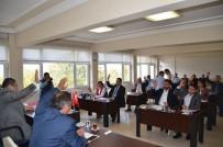 SU SIKINTISI - Alaplı Belediye Meclisi Ekim Ayı Olağan Toplantısı Yapıldı