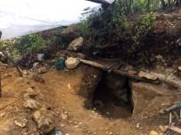 ULAŞLı - Alaplı'da Kaçak Kazı Yapan 5 Kişi Yakalandı