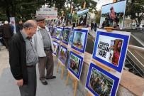BURMA - Arakan'daki Katliamı Fotoğraf Sergisi İle Gösterdiler