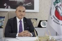 KIRLANGIÇ - ATSO Başkanı Kırlangıç Açıklaması 'İşimize Odaklanmalıyız'