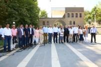 CUMALI ATILLA - Başkan Ak'ın Mardin Ve Diyarbakır Temasları
