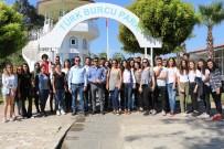 ÜMMET - Başkan Akın, Peyzaj Mimarlığı Öğrencileri İle Ortak Bir Projede Buluştu