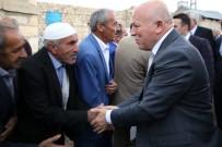 MEHMET SEKMEN - Başkan Sekmen Çat'a Çıkarma Yaptı