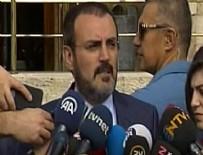 'Başkanlardan istifa talebimiz olmamıştır'