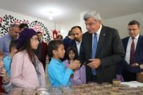 BARBAROS HAYRETTİN PAŞA - Bilgievlerinde İlk Ders Başkan Karaosmanoğlu'ndan