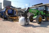 PANCAR EKİCİLERİ KOOPERATİFİ - Burdur'da 19 Bin Ton Yaş Küspe Paketleniyor