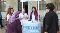 Burhaniye'de Geleceğin Sağlıkçıları Kansere Dikkat Çekti