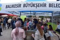 AHMET EDIP UĞUR - Büyükşehir'den 10 Bin Kişilik Aşure Hayrı