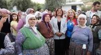 HÜSEYIN YıLDıZ - Çamköy Sakinleri Başkan Çerçioğlu'na Teşekkür Etti
