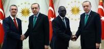 UGANDA - Cumhurbaşkanı Erdoğan'dan 2 Kabul