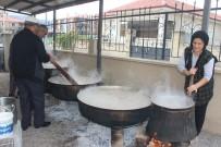 ERZİNCAN VALİSİ - Cumhurbaşkanlığı Erzincan'da Aşure Dağıttı