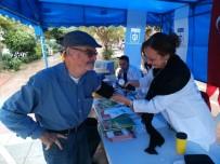 SAĞLIK TARAMASI - Dünya Yaşlılar Günü'nde Ücretsiz Sağlık Kontrolü