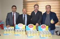ESNAF ODASı BAŞKANı - Edirne'de Bakkal Esnafına Ücretsiz El Dezenfeksiyon Jeli Dağıtılacak