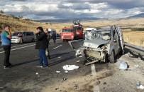 Elazığ'da Trafik Kazası Açıklaması  11 Yaralı