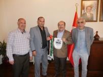 KUDÜS - Filistin'den Trabzon'a Spor Köprüsü Kuruluyor