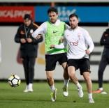 SELÇUK İNAN - Galatasaray, Konyaspor Maçı Hazırlıklarına Başladı
