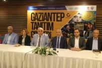 HASAN YILMAZ - Gaziantep Tanıtım Günlerinde 1 Ton Baklava Dağıtılacak