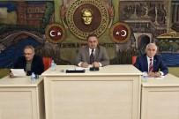Gümüşhane İl Genel Meclisi'nin Ekim Ayı Toplantıları Başladı