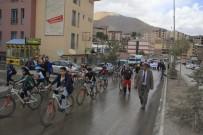 ŞIŞMANLıK - Hakkari'de Dünya Yürüyüş Günü Etkinlikleri