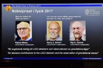 BİLİM ADAMI - İşte Nobel Fizik Ödülü'nü Kazananlar