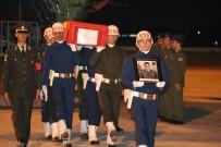 KıZıLCA - Karamanlı Şehidin Cenazesi Konya'ya Getirildi