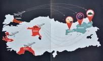 KÜLTÜR TURIZMI - Kayağın İpek Yolu 'Ski Silk Road' Türkiye'ye Tanıtılıyor