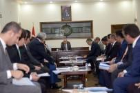 SİGARA DENETİMİ - Kaymakamlar Toplantısı Yapıldı