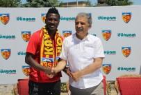 GANA - Kayserispor Kulübü Başkanı Erol Bedir, 'Ayaklarımızın Yere Basması Lazım'
