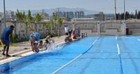 HAKAN TÜTÜNCÜ - Kepez'e 2'Nci Yüzme Havuzu