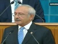 KADIR TOPBAŞ - Kılıçdaroğlu, Kadir Topbaş'a yüklendi