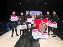 AYDOĞMUŞ - Kuaförlerimiz Bulgaristan'da 1'İnci Oldu