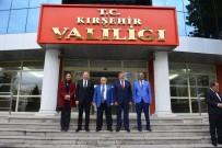 BOZLAK - Kültür Ve Turizm Bakan Yardımcısı Yayman Açıklaması 'Kırşehir'e Ait Kültür Ve Sanat Projeleri Görüşülecek'
