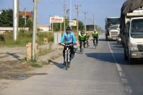 EVLAT ACISI - Lösemi Hastası Çocuklar İçin Adana'dan İstanbul'a Pedal Çeviriyorlar
