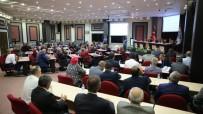 BÜTÇE TASARISI - Melikgazi'nin 2018 Bütçesi 405 Milyon TL