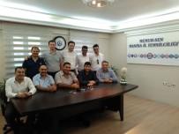 ORHAN GÜZEL - Memur-Sen'den Kurumlar Arası Futbol Turnuvası