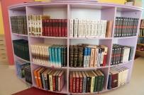 İBRAHIM ETHEM - Meram Belediyesi'nden 15 Okula 15 Z-Kütüphane