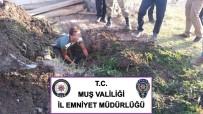 HINT KENEVIRI - Muş'taki Uyuşturucu Operasyonu
