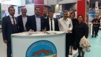 TÜRKIYE SEYAHAT ACENTALARı BIRLIĞI - Osmaneli, 8. Van Turizm Fuarında İlgi Odağı Oldu