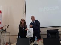 HUKUK FAKÜLTESI - Rektör Çakar Gürcistan'daki Uluslararası Konferansa Katıldı