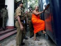 SRI LANKA - Rohingyalı Mültecilerin Kaldığı Kampa Saldıran 8 Zanlı Tutuklandı