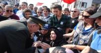 Şehit Cenazesine Katılan Komutan FETÖ Üyeliği Suçundan Hakim Karşısında