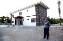 ŞEHITKAMIL BELEDIYESI - Şehitkamil'de Şarkkaya Mahallesine Sosyal Tesis