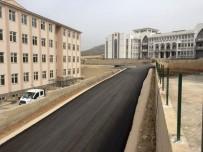 Şırnak Belediyesi, Okullar Bölgesini Asfaltladı