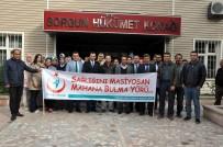 Sorgun'da '3 Ekim Dünya Yürüyüş Günü' Etkinliği