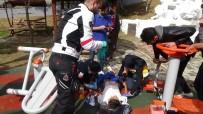 AKPINAR MAHALLESİ - Sosyal Medyada Tartışıp, 16 Yaşındaki Çocuğu Bıçakladı