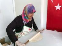 Tokat'ta Yöresel Ürünlere Kadın Eli Değdi
