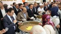 ORHAN FEVZI GÜMRÜKÇÜOĞLU - Trabzon'da Cumhurbaşkanlığı'ndan Aşure İkramı